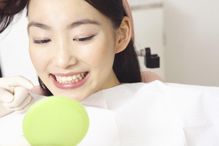 定期的なお口の中のクリーニング